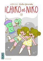 Ichiko et Niko 9 Manga
