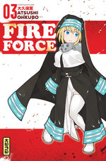 Fire force # 3