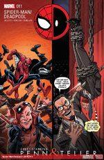 Spider-Man / Deadpool # 11
