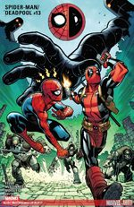 Spider-Man / Deadpool # 13