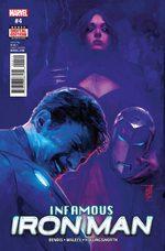 Infamous Iron Man # 4