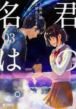 Your name. 3 Manga