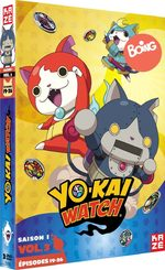 Yo-kai watch 3 Série TV animée