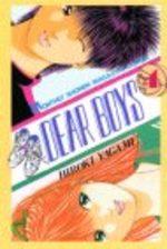 Dear Boys 4 Manga