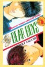 Dear Boys 5 Manga