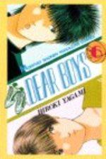 Dear Boys 6 Manga