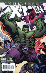 World War Hulk - X-Men 3