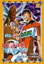 Heaven Eleven 5 Manga