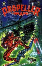Propeller Man 2 Comics