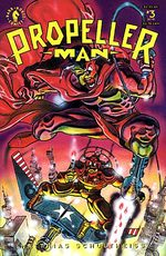 Propeller Man 3 Comics