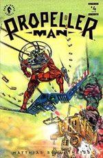 Propeller Man 4 Comics