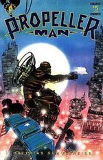 Propeller Man 5 Comics