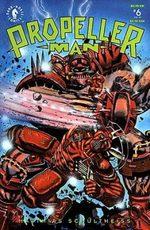 Propeller Man 6 Comics