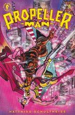 Propeller Man 8 Comics
