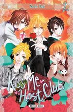 Kiss me host club 2 Manga