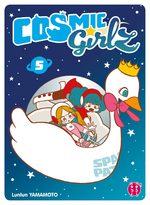Cosmic Girlz 5 Manga