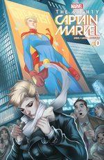 The Mighty Captain Marvel # 0