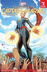 The Mighty Captain Marvel # 1