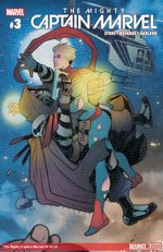 The Mighty Captain Marvel # 3