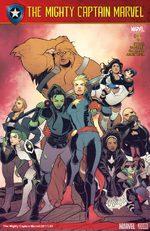 The Mighty Captain Marvel # 5