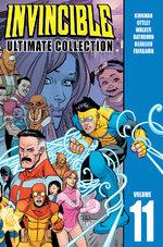 Invincible 11 Comics