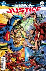 Justice League # 27