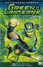 Green Lanterns # 4