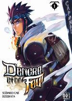 D'encre et de feu T.1 Global manga