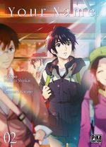Your name. T.2 Manga