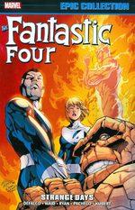 Fantastic Four Epic Collection 25