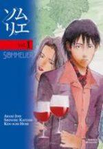 Sommelier T.1 Manga