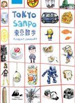 Tokyo Sanpo 1 Artbook