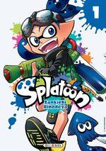 Splatoon 1 Manga
