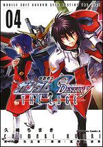 Kidou Senshi Gundam SEED Destiny - The Edge 4 Manga