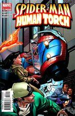 Spider-Man / Human Torch 3