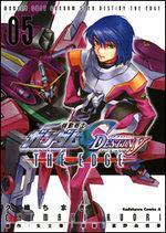 Kidou Senshi Gundam SEED Destiny - The Edge 5 Manga