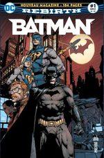 Batman Rebirth # 1
