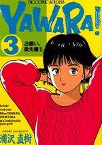 Yawara ! 3 Manga