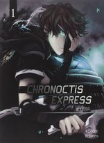 couverture, jaquette Chronoctis express 1