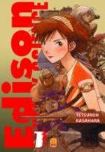 Edison Fantasy Science T.1 Manga
