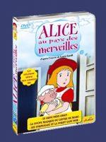 Alice au pays des merveilles 3 Série TV animée