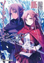 couverture, jaquette Sword Art Online - Girls' Ops 6