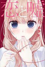 Love & Lies 6 Manga