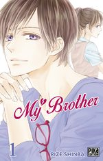 My brother 1 Manga