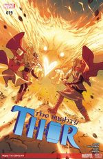 The Mighty Thor # 19