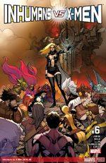 Inhumans Vs. X-Men 6