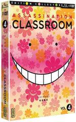 Assassination Classroom saison 2 4