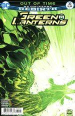 Green Lanterns # 30