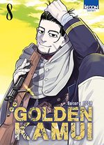 Golden Kamui 8