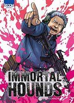 Immortal Hounds 5 Manga